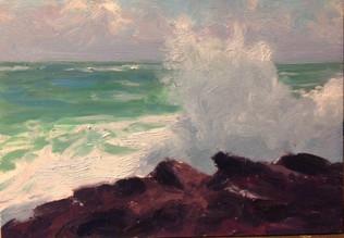 CHURNING SURF