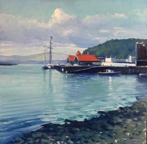 Port of Oban, Scotland