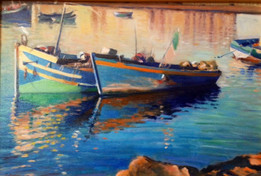 MOROCCAN BOATS