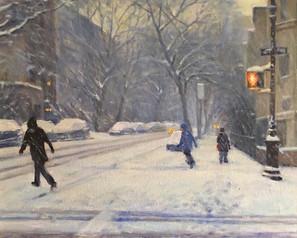 Brooklyn Snow Alert!