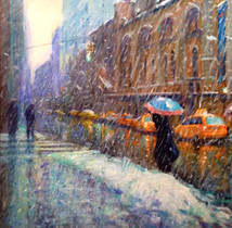 COLD RAIN AND SNOW