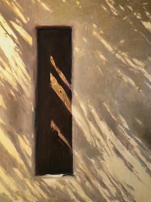 The Door in Narrow, Santa Fe, New Mexico
