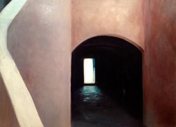 THE DOOR OF NO RETURN, ISLE OF GOREE