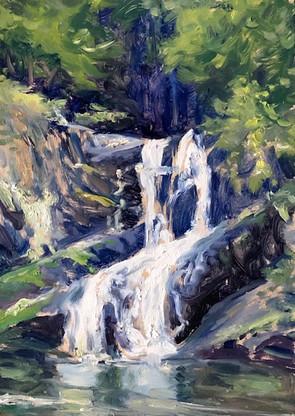 Roaring Brook Falls, Garrison NY