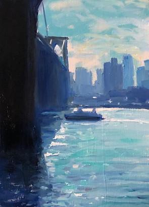 Good Morning East River