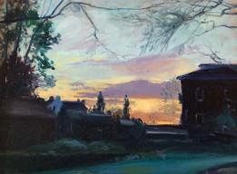 Bay Ridge Sundown