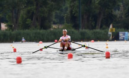 """""""Nur"""" Platz 13 für Lukas Reim beim Weltcup-Auftakt in Zagreb"""