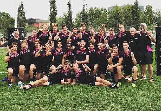 U18 Wolfpack CRC Champions
