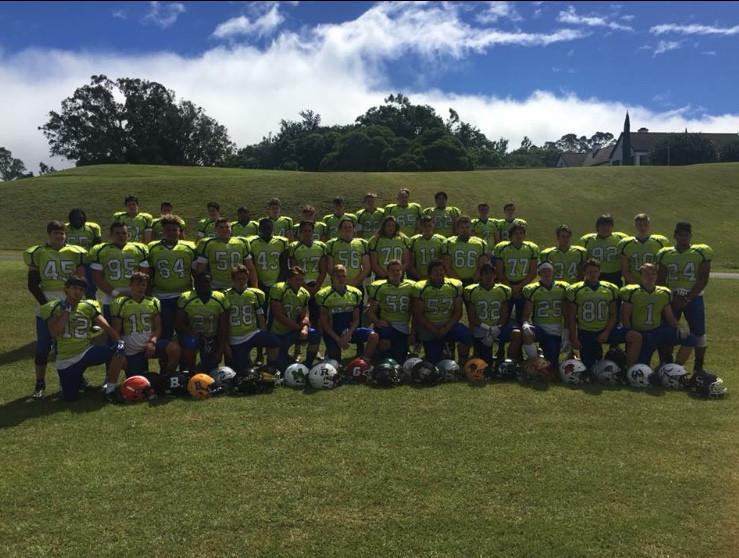 U17 Team Alberta in Maui