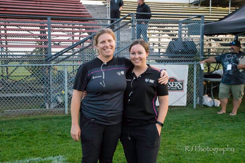 Wolfpack Athletic Therapists