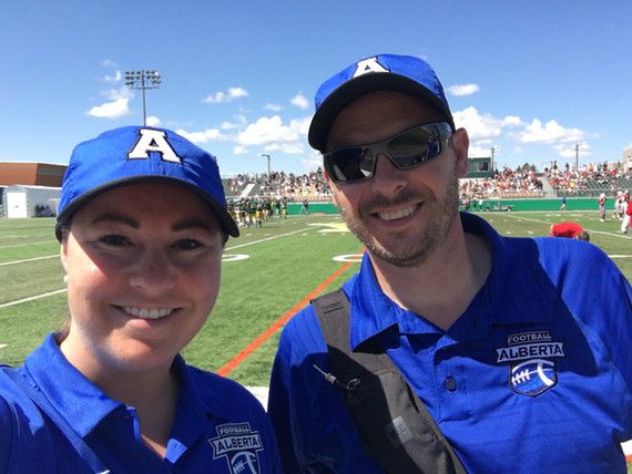 Team Alberta Support Staff