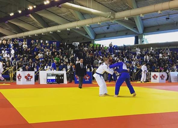 Judo Nationals