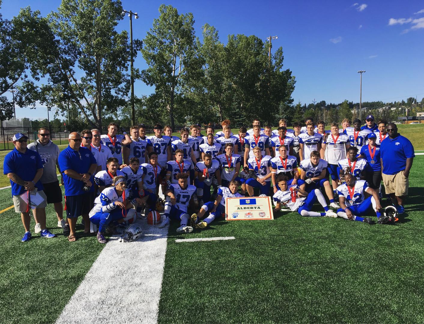 U18 Team Alberta 2018