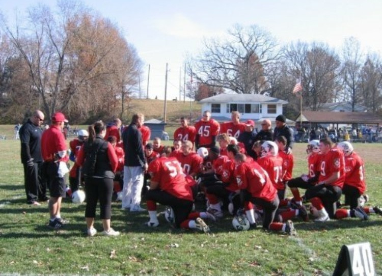 Calgary Selects Football in St. Louis