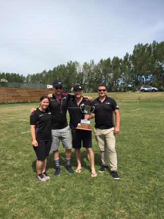 Calgary Mavericks Staff