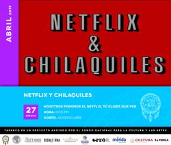 netflix y chilaquiles+