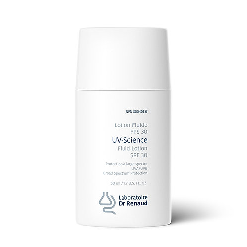 UV-Science FPS 30 Lotion fluide