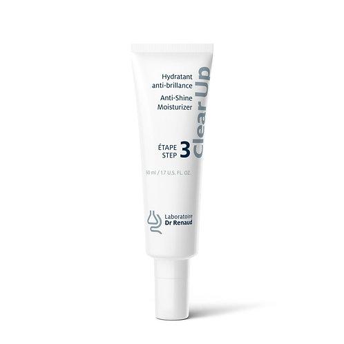 Clear Up – Hydratant anti-brillance