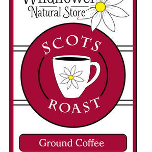 Wildflower Coffee Label