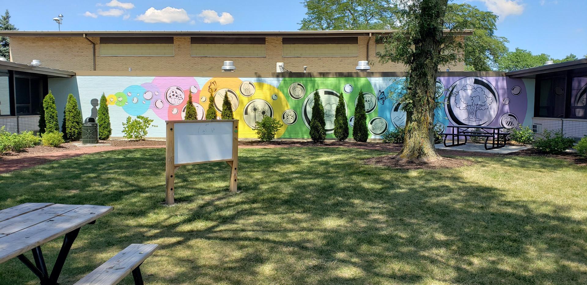 Des Plaines Park District Mural