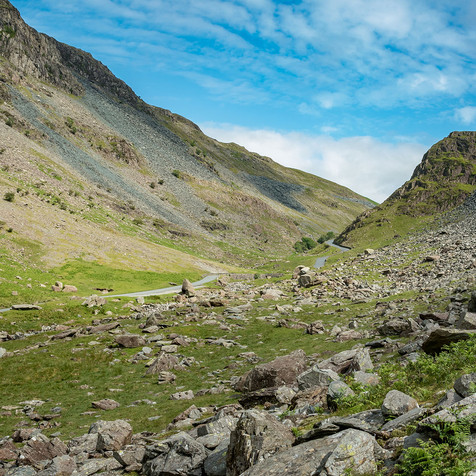 Honister valley