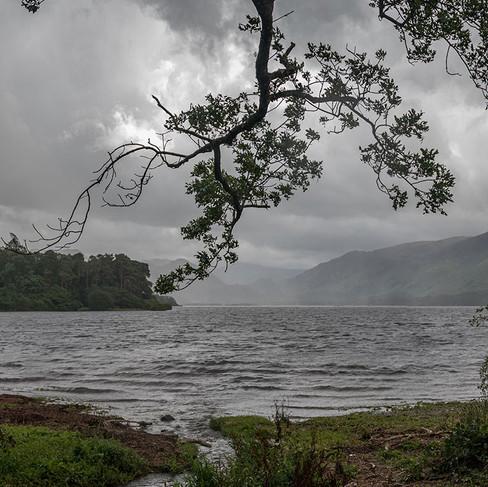 Rainy Derwentwater