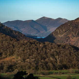 Borrowdale and Skiddaw