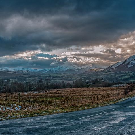 Road to Keswick