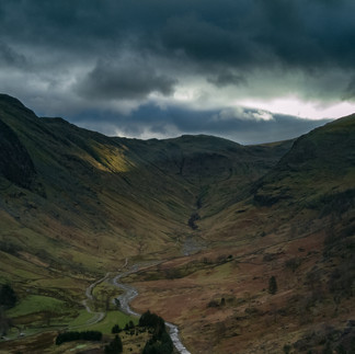 Seathwaite Valley