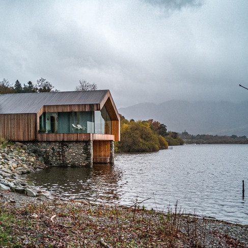 The Boat House Lingholm