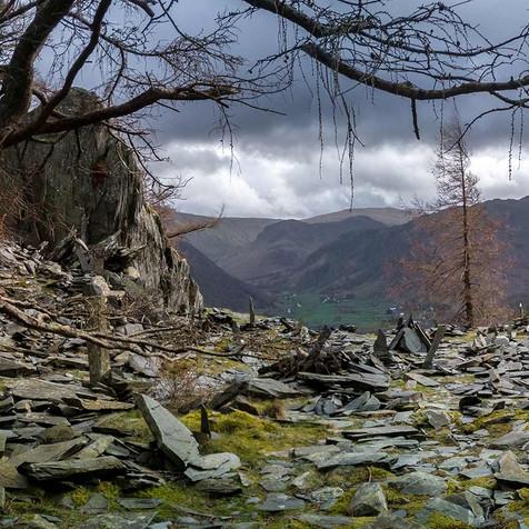 Castle Crag Quarry