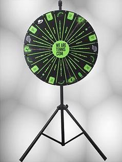 roue de la chance BNP roue de loterie BNP roue de la fortune BNP