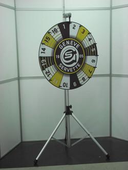 roue de la fortune, roue de la chance, roue de loterie DSCF2155