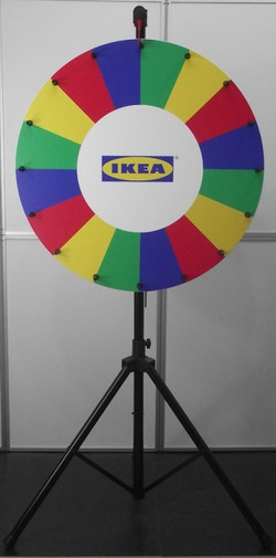 ROUE DE LA FORTUNE IKEA