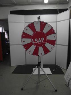 roue de la fortune, roue de la chance, roue de loterie DSCF2223
