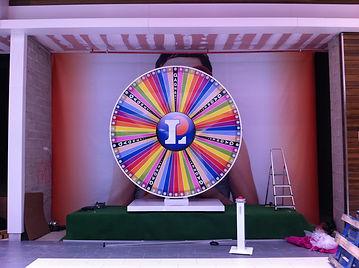 roue de la fortune, roue de la chance, roue de loterie, roue électronique