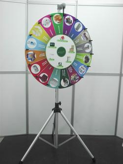 roue de la fortune, roue de la chance, roue de loterie DSCF1993