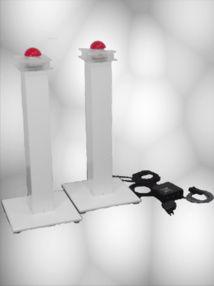 pupitres pour buzzer - colonnes buzzers.