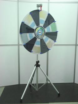 roue de la fortune, roue de la chance, roue de loterie DSCF1978