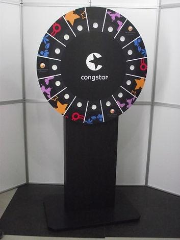 roue de la chance électronique