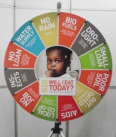 roue de la fortune 120 cm roue de loterie 120 cm roue de la fortune 120 cm