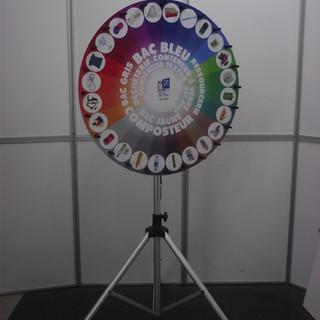 roue de la chance, roue de la fortune, roue de loterie, vente location, vente roue de la fortune