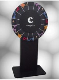 roue de la chance, roue de la fortune, roue de loterie, électronique