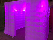 Cabine gonflable | Location de photobooth | Metz - mobiphotobooth