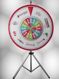 roue de la chance centrofix roue dela fortune centrofix roue de loterie centrofix