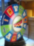 roue de la chance 150 cm roue de la fortune 150 cm roue de loterie 150 cm