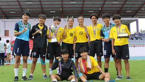 Futera Bangkok Girls Cup 2019: An All Thai Affair