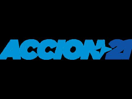 Daphne Lejuez lo forma parti di e team 'Accion 21' pa eleccion 2021