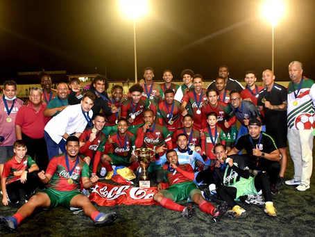 """Coca Cola y Deportivo Nacional ta mantene nan puesto di """"campeon"""""""