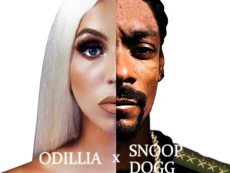"Odillia ta lansa su cancion di mas nobo cu Snoop Dogg ""Break it Down"""